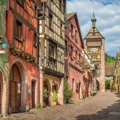 Alsace Village 4